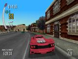 Need for Speed II PlayStation Little town