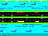 Jogger ZX Spectrum Demo mode
