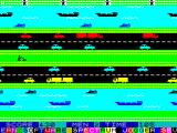 Jogger ZX Spectrum All men saved