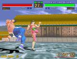 Virtua Fighter 2 Arcade Strange moves