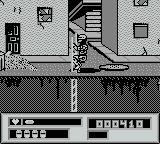 RoboCop vs. The Terminator Game Boy climbing ladders