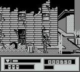 RoboCop vs. The Terminator Game Boy Gunman on the roof