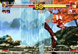 The King of Fighters '95 Arcade Spinning kick