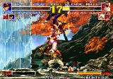 The King of Fighters '95 Arcade Death from above