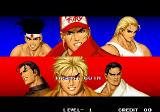 The King of Fighters '95 Arcade Intro