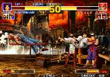 The King of Fighters '95 Arcade Double knock out