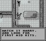 True Lies Game Boy Lost a life
