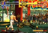 The King of Fighters '95 Arcade Street fighting