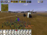 Medieval: Total War Windows Attack enemy