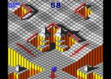 Marble Madness Arcade Game starts