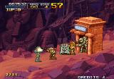 Metal Slug X Arcade Mummies