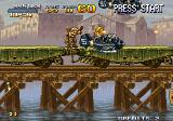 Metal Slug X Arcade Enemy planes