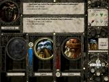 Disciples II: Dark Prophecy Windows The diplomacy screen offers various information on your diplomatic status with other players as well as diplomatic actions such as offering or breaking an alliance, trading gold, spells or items.