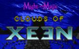Might and Magic: Clouds of Xeen FM Towns Title screen