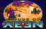 Might and Magic: Clouds of Xeen FM Towns Another title screen