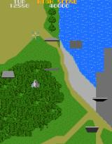 Xevious Arcade Next lake