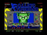 Rolling Thunder Amiga game over