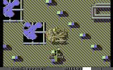 Trigger Happy Commodore 64 Blasting the defences.