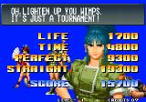 The King of Fighters '96 Arcade Stats