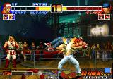 The King of Fighters '96 Arcade Definitely, like in wrestling