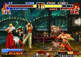 The King of Fighters '96 Arcade Smoke! I'm blind!