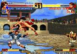 The King of Fighters '96 Arcade Kentou should catch Mai