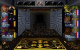 Wizardry: Crusaders of the Dark Savant FM Towns Dungeon