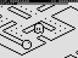 One Little Ghost ZX81 Chasing after the pacs