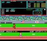Track & Field Arcade Keep going.