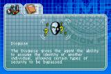 Mission: Impossible - Operation Surma Game Boy Advance View information about any items you have in your inventory