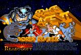 Space Ace II: Borf's Revenge Amiga Title Screen