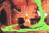 Dragon's Lair Amiga ... to figure what Singe could have done to her.