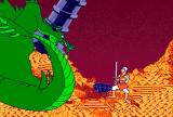 Dragon's Lair Amiga Killed the dragon...