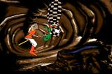 Dragon's Lair II: Time Warp Amiga ... and were moved to some other time and space...