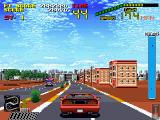 Chase H.Q. II: Special Criminal Investigation Arcade In pursuit.