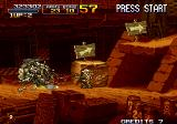 Metal Slug 2: Super Vehicle - 001/II Arcade Dismembered mummy