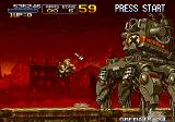 Metal Slug 2: Super Vehicle - 001/II Arcade Third boss