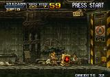 Metal Slug 2: Super Vehicle - 001/II Arcade Use strange mechanism