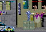 E-SWAT: Cyber Police Arcade Purple guys