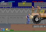 E-SWAT: Cyber Police Arcade Truck