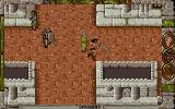 Conan: The Cimmerian Amiga Inside the town you move on the streets.