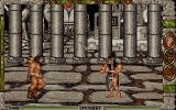 Conan: The Cimmerian Amiga Inside the building - first task