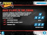 Team Hot Wheels: Moto X Windows Race objectives