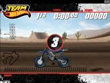 Team Hot Wheels: Moto X Windows Race start