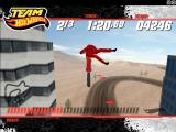 Team Hot Wheels: Moto X Windows Performing stunt