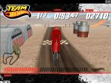 Team Hot Wheels: Moto X Windows Finish line jump