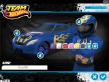 Team Hot Wheels: Drift Windows Painting menu