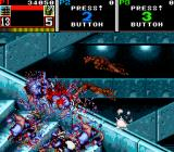 Beast Busters Arcade Blood fest