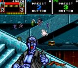 Beast Busters Arcade Zombie with gun