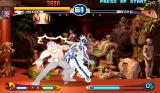 Street Fighter III: 2nd Impact - Giant Attack Arcade Electric attack